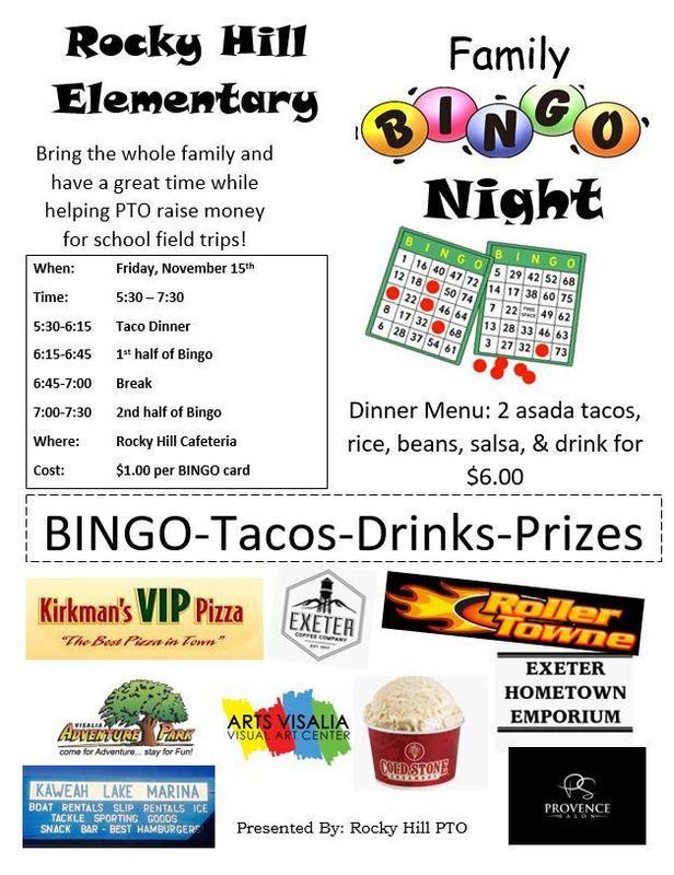 family bingo night info- english