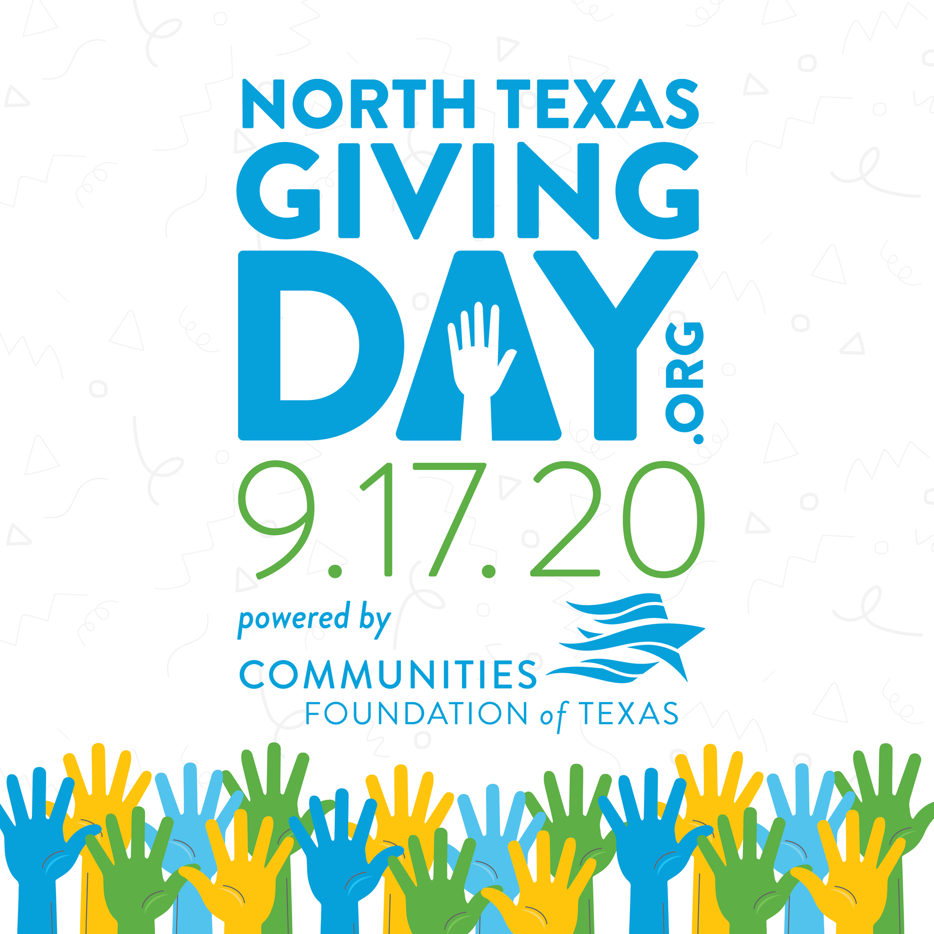 North Texas Giving Day Logo 9-17-2020