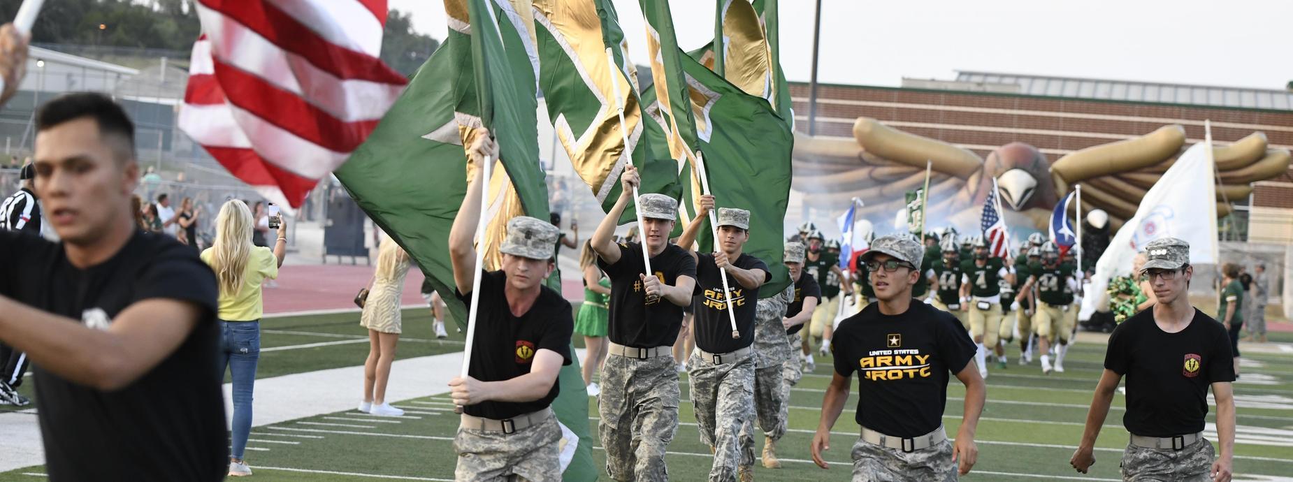 2021 ROTC Fall Football