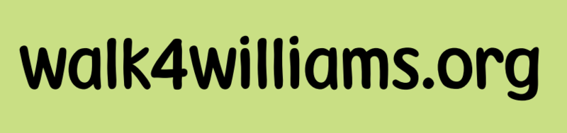 Walk for Williams Syndrome Saturday, June 1 Thumbnail Image