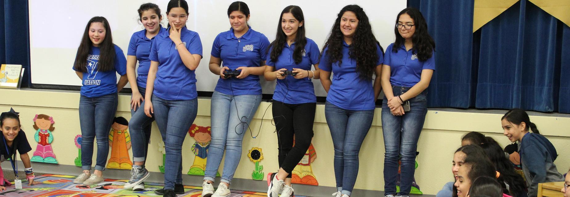 VMHS Stem Girls