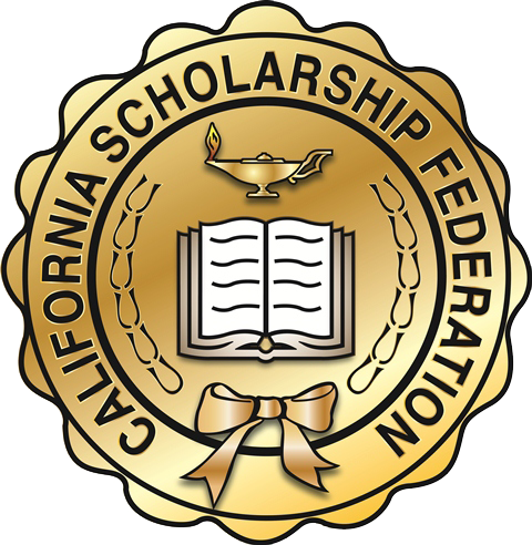 California Scholarship Federation logo image