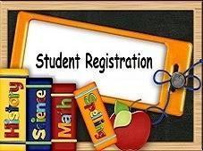 2019-2020 School Year Registration Information Thumbnail Image