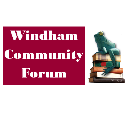 WINDHAM COMMUNITY FORUM Monday, Sept 17 at 6pm: Join Superintendent Dr. Garcia for an overview of what's new this school year! Thumbnail Image