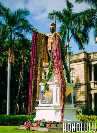Kamehameha pai'ea