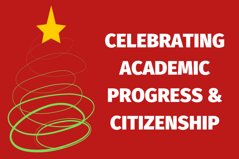 Q2 Recognition Assembly is Wednesday, December 18, 8:30 AM Featured Photo