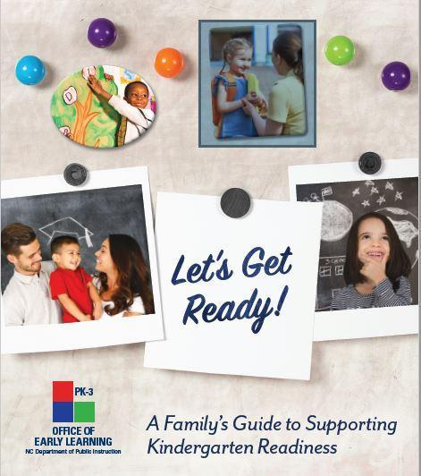 A Family's Guide to Supporting Kindergarten Readiness Thumbnail Image
