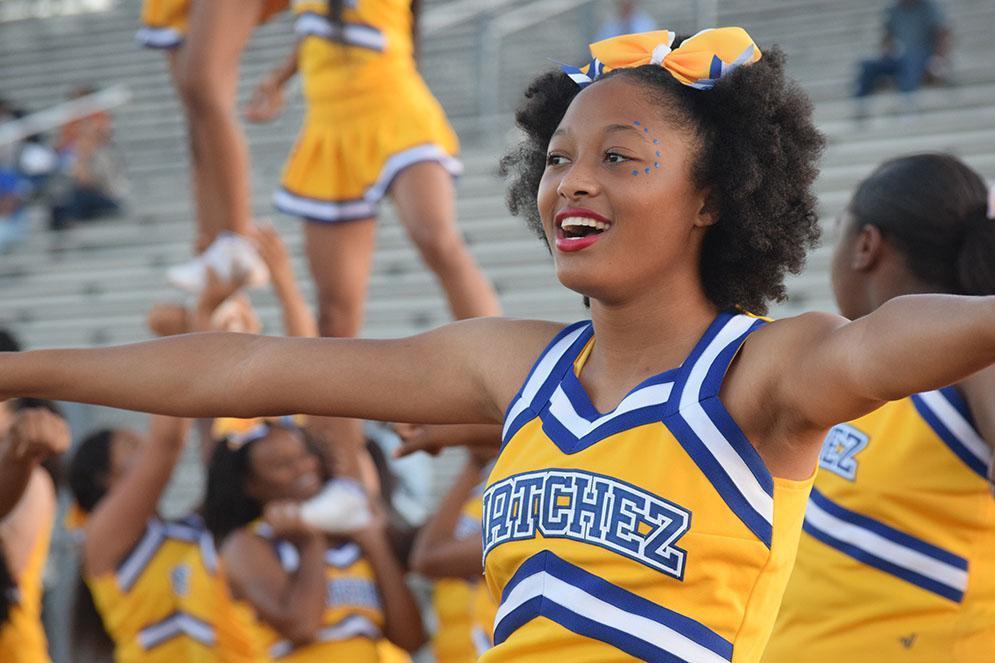 19-20 Cheerleader