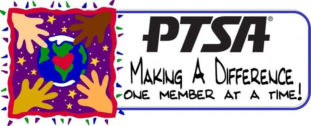 PTSA Making a difference clipart