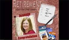 Jeannie McMahan's Farewell Video