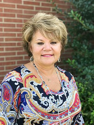 Superintendent, Dr. Melody Hackney