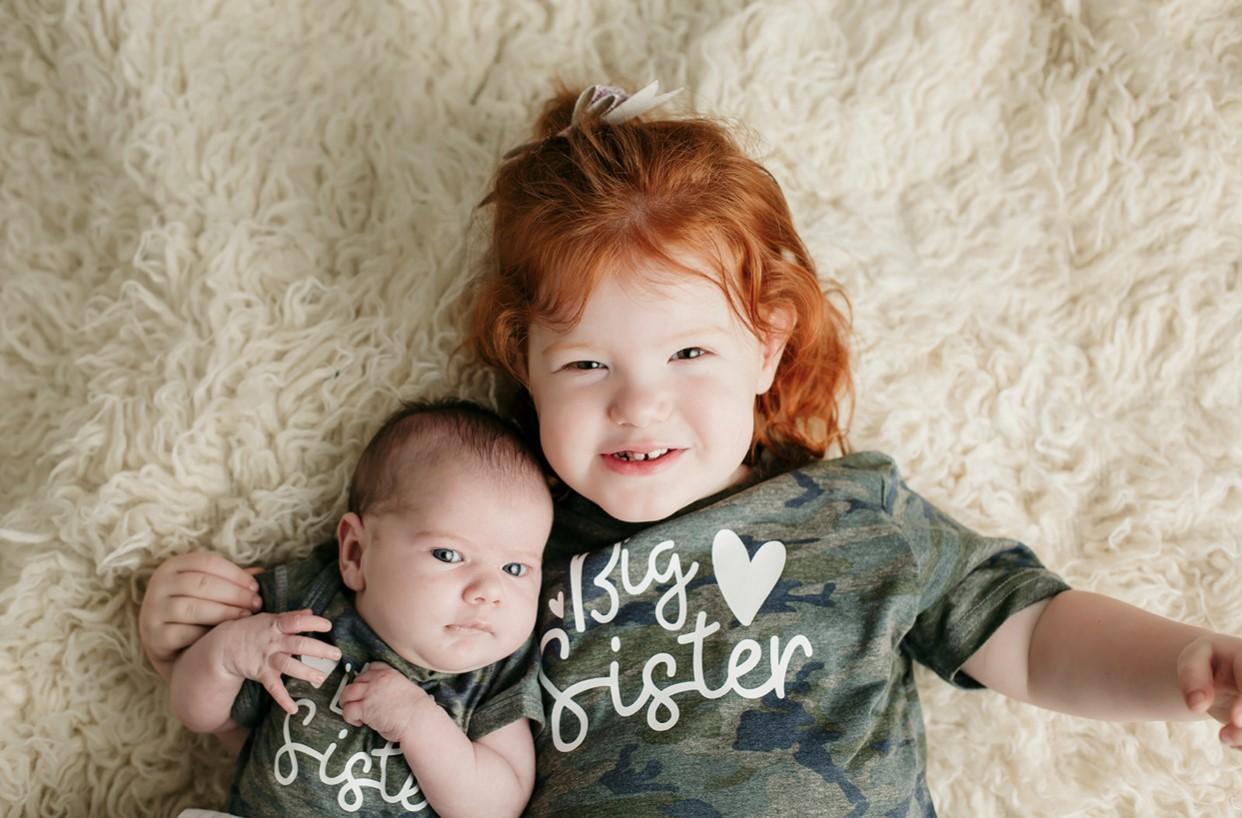 Braelyn and Brinlee