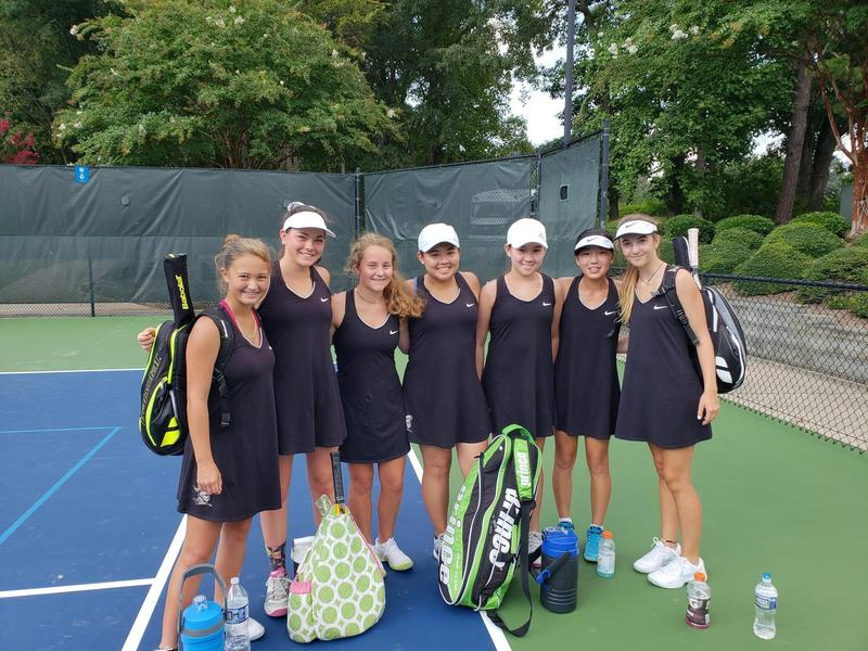 Congratulations to our Tennis Team!! Featured Photo