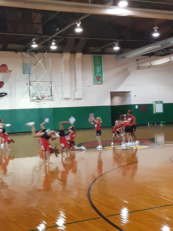 EHS CHEERLEADERS – East Heights Cheer Team – East Heights Elementary