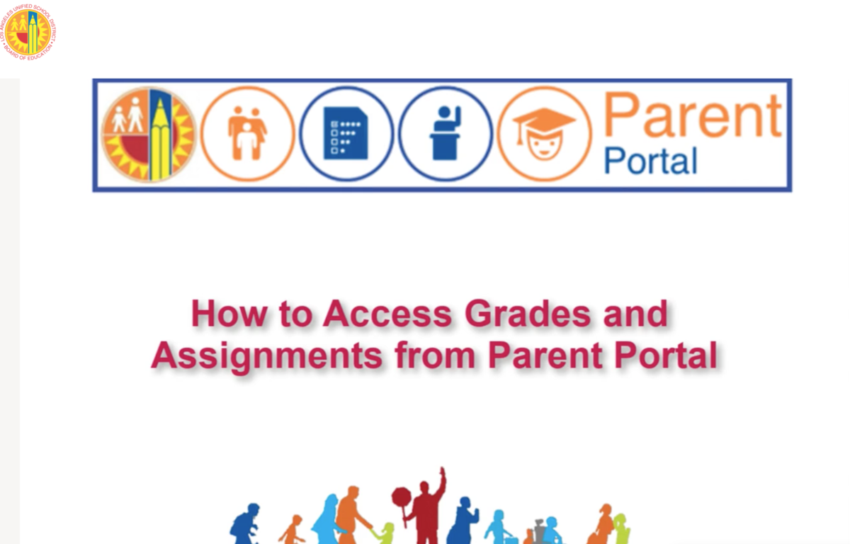 How to access grades and assignments