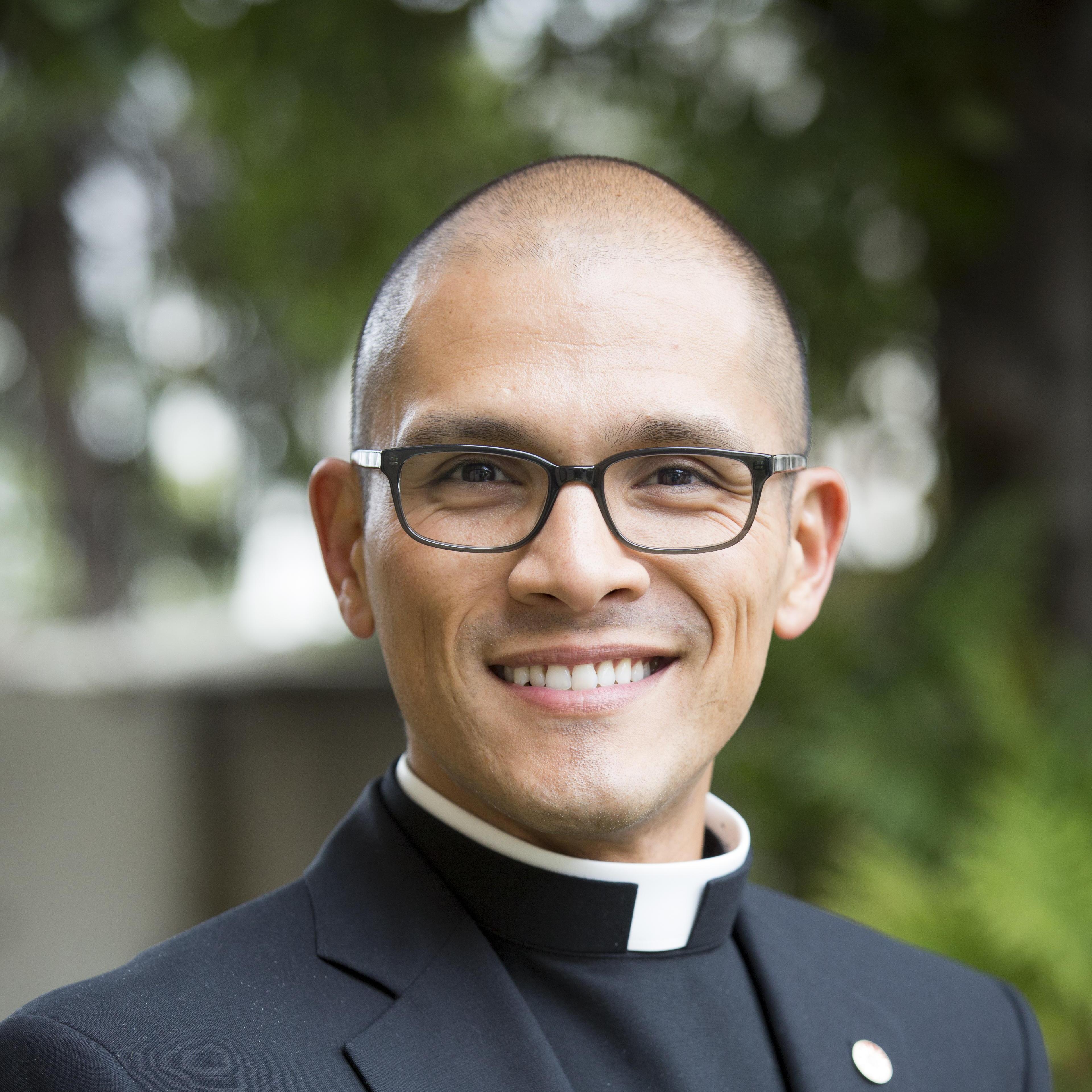 Fr. Chris Calderon, S.J.'s Profile Photo