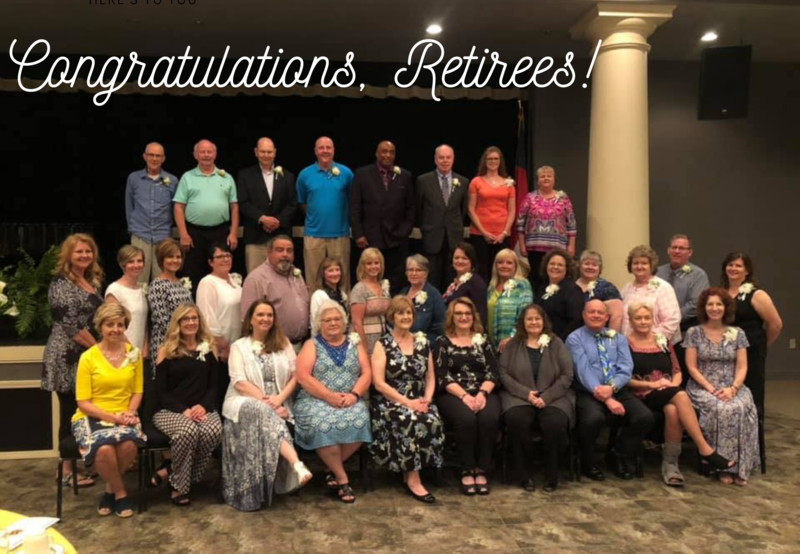 2018-19 Retirees Honored Thumbnail Image