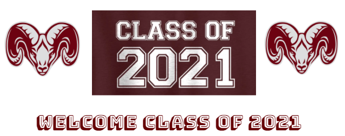 Class of 2021 complete list of year end events! Thumbnail Image