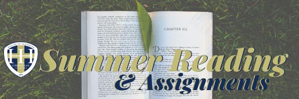 HHCA Summer Reading