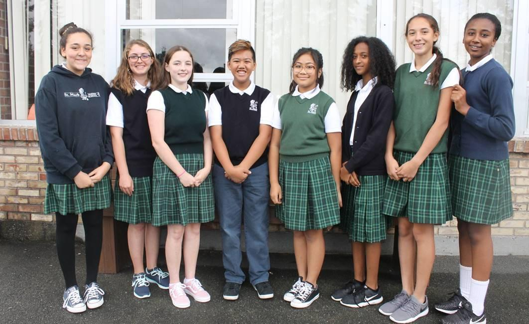 2019 - 2020 student council