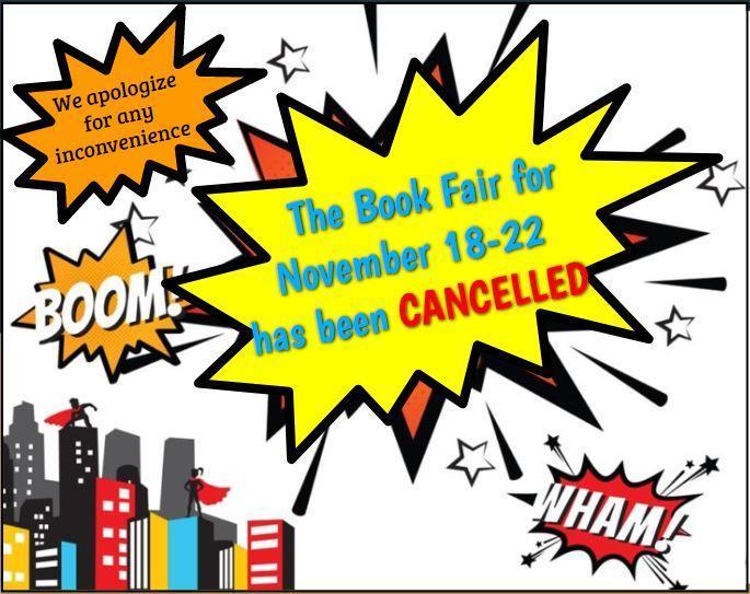 CIS Book Fair- CANCELLED Featured Photo