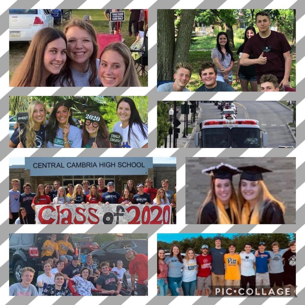CCHS Graduation 2020 #6