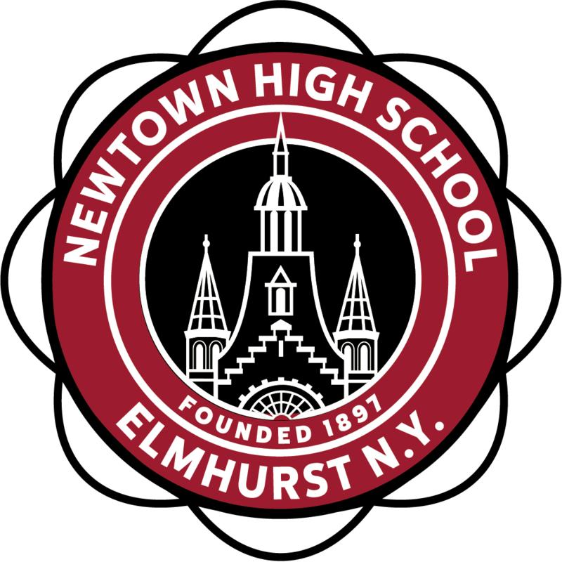 Newtown High School Decal