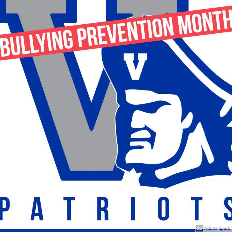 VMHS Bullying Prevention Logo