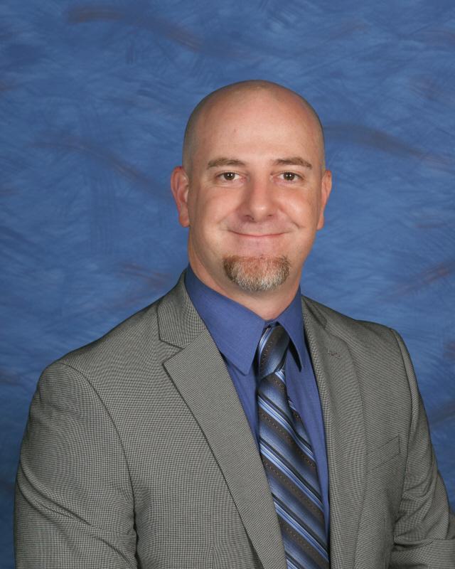 Travis Langley, Midway Elementary School Principal