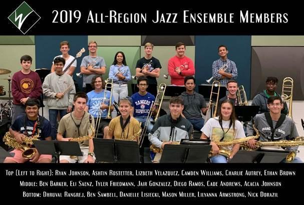 All-Region Jazz Ensemble