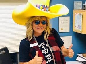 Amy Malone RBES principal
