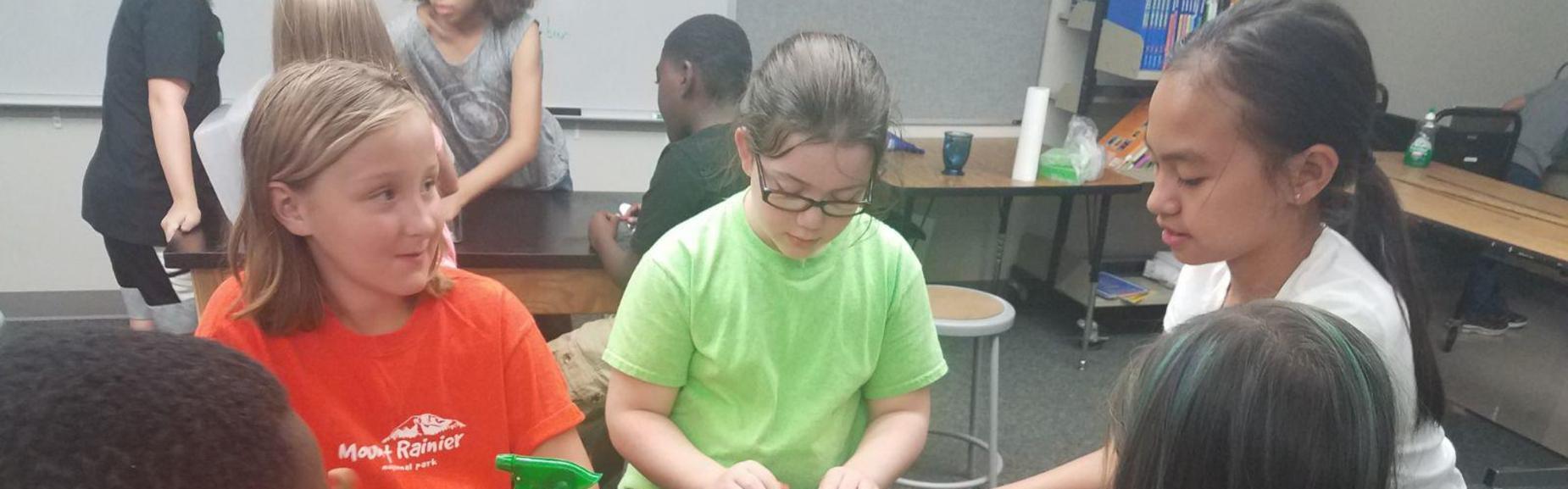 STEM with Playdoh