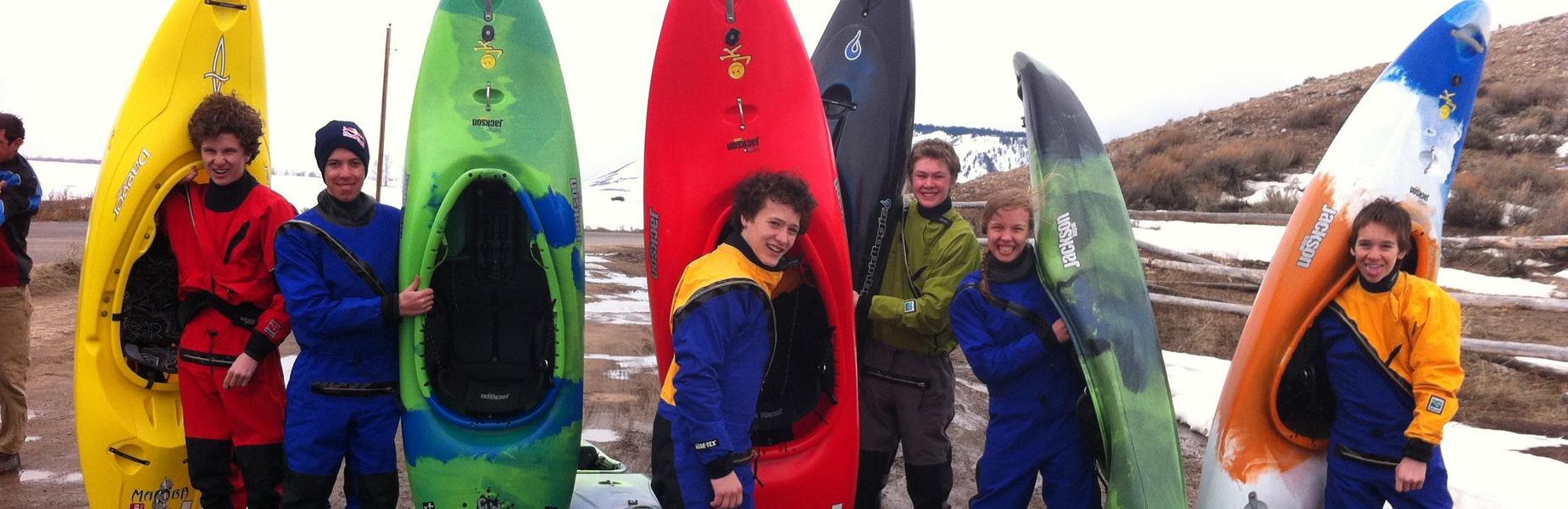 JHCS kayak