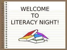 December 10 - 4:30-6 p.m. Family Literacy Night at Plavan Featured Photo