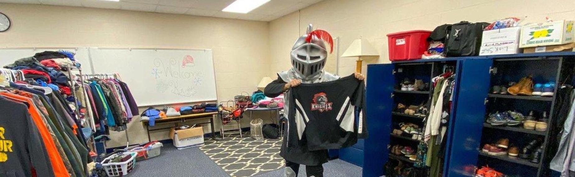 Knight Closet