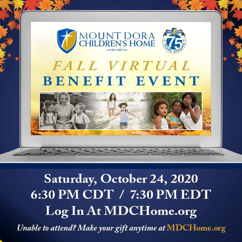 Watch a Replay of the  MDCH Fall Virtual Benefit Event Featured Photo
