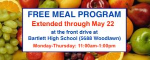 Free Meal Logo