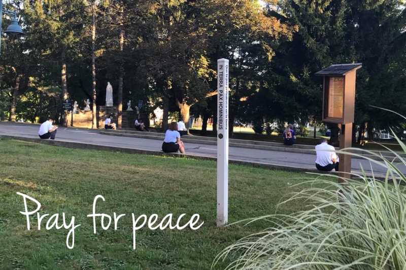 Prayers in response to today's tragedy Featured Photo
