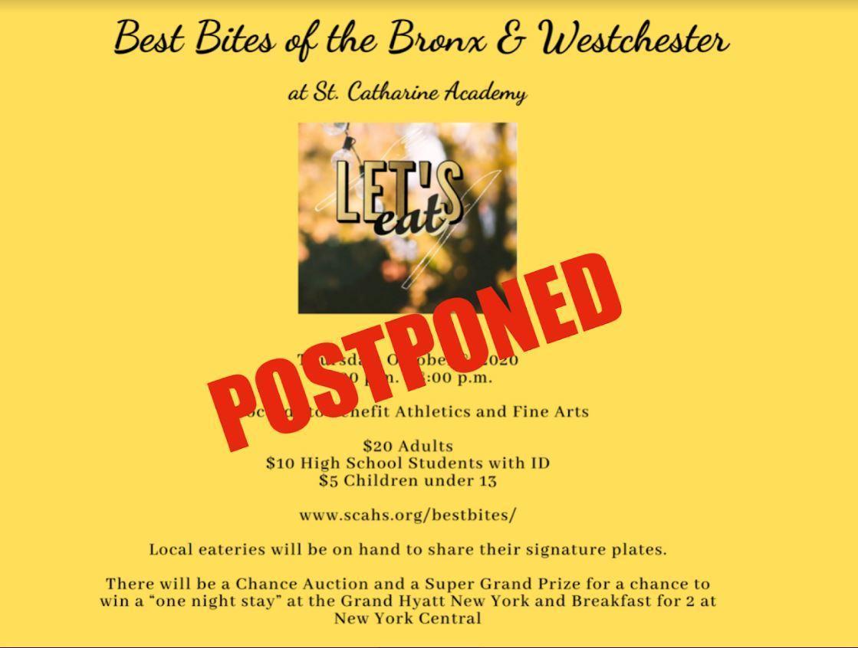 Best Bites Postponed