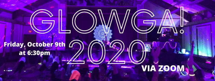 Glowga! 2020 via Zoom