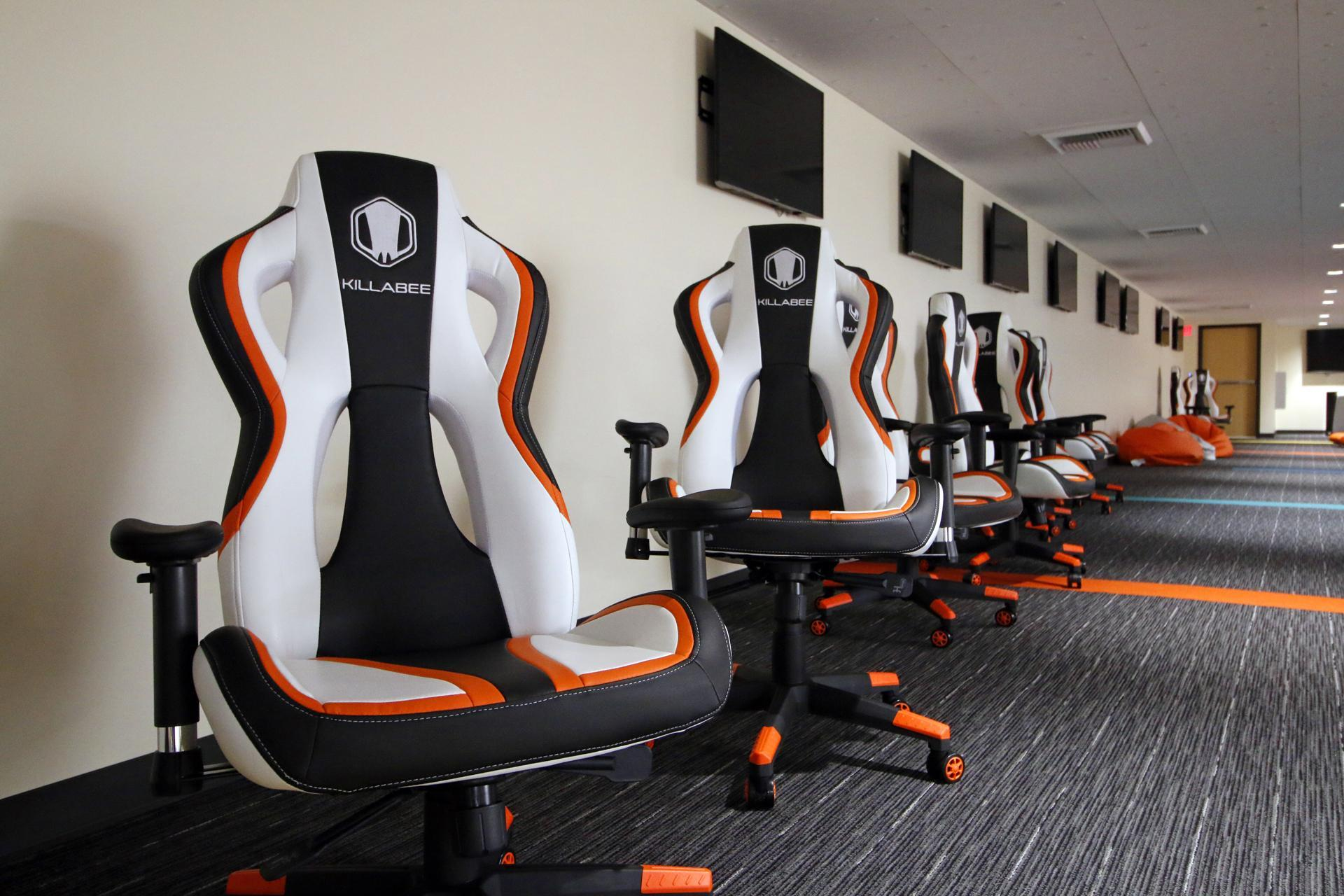 New e-gaming chairs