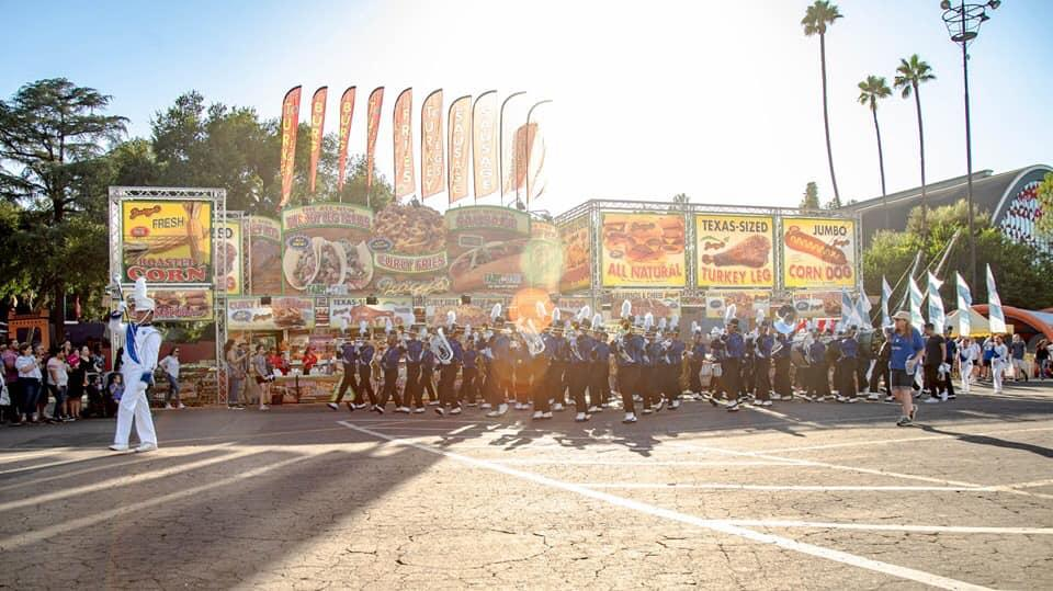 Out of 50 bands, DRHS has earned a coveted spot for the LA County Fair Championships this Friday! They will return for a final performance and the chance to earn up to $10,000! Our community was loud and proud last time and we hope to see you there! #ProudtobePUSD