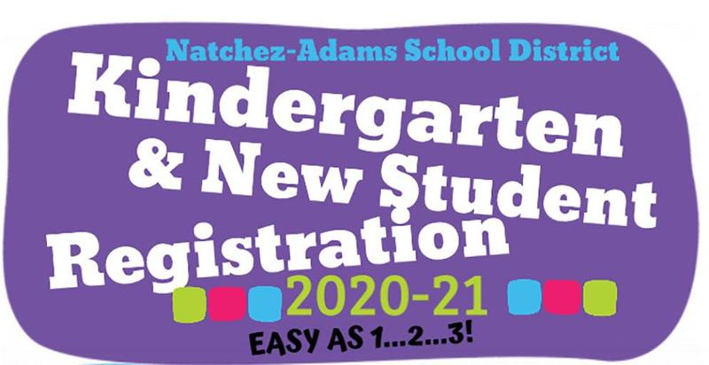Registration for 2020-2021 School Year