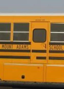 Mount Adams School bus