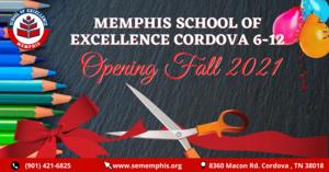 MSE Cordova 6 -12 School