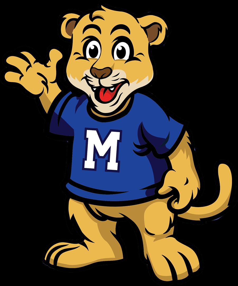 Morse Elementary Wildcat Mascot