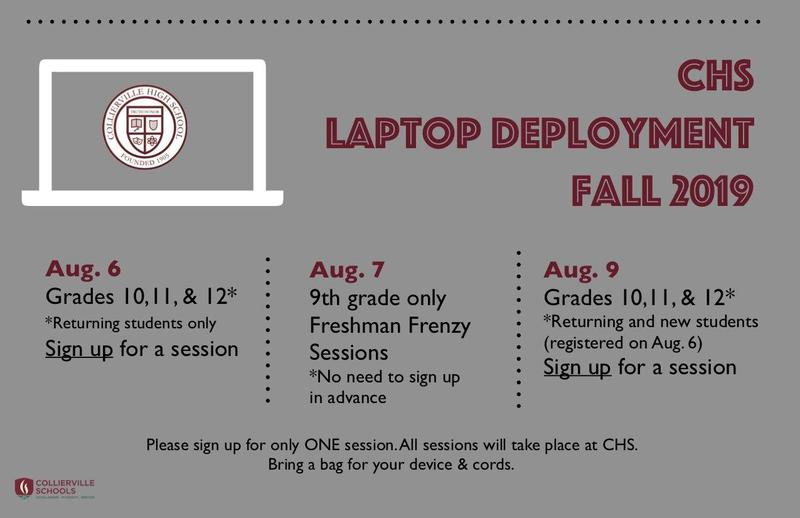Fall Device Deployment Information Featured Photo