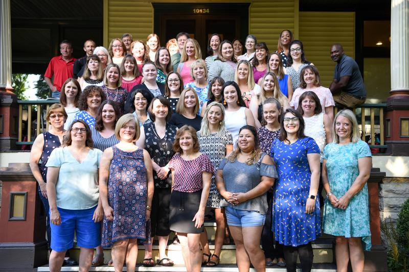 Over half of our Staff with Advanced Degrees Featured Photo