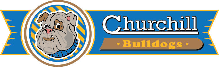 Churchill School logo
