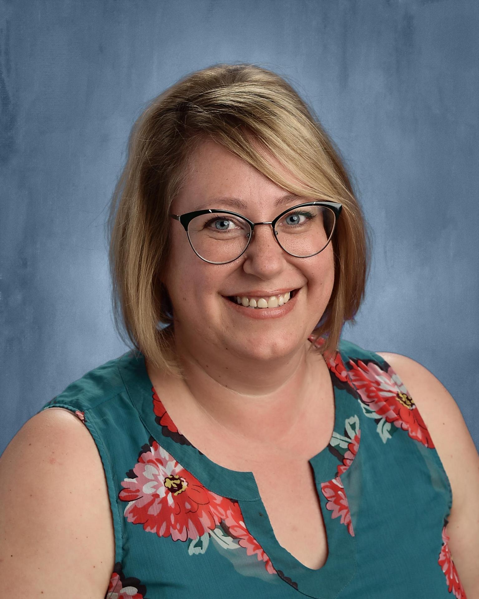 Mrs. Kimber Chamberlain - Dean of Students
